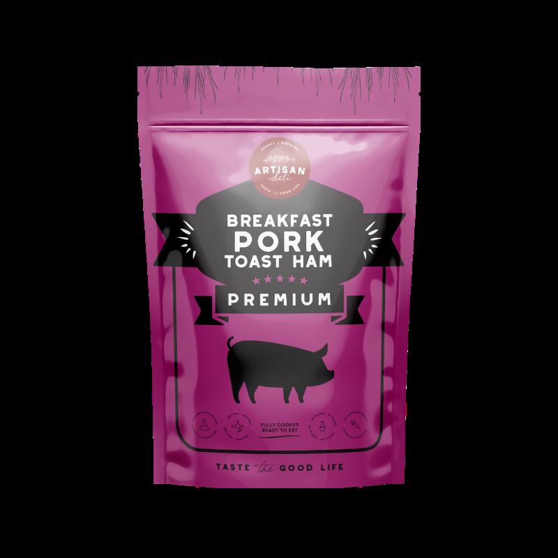 Breakfast Pork Toast Ham 200 gms